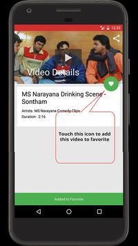 M S Narayana Comedy Videos screenshot 3
