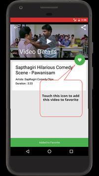 Sapthagiri Comedy Videos screenshot 3