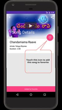 Telugu Rhymes screenshot 3