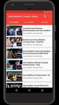 Venu Madhav Comedy Videos poster