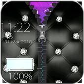 Diamond Zipper Lock icon