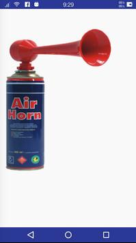 Air Horn Free apk screenshot