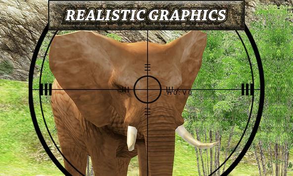 Crazy Elephant Hunter Sim screenshot 6