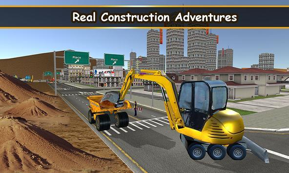 Dead City Construction Builder apk screenshot