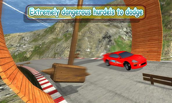 Extreme Fast Car Stunt Driver apk screenshot