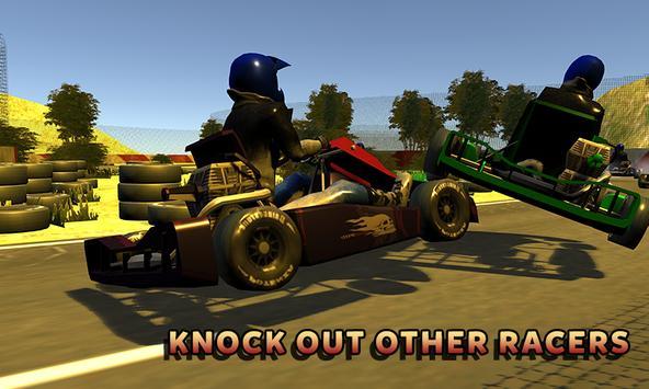 Kart Racing Simulator apk screenshot