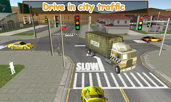 Supermarket Trolley Transport screenshot 5
