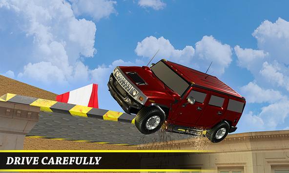 Roof top car parking 3D screenshot 1