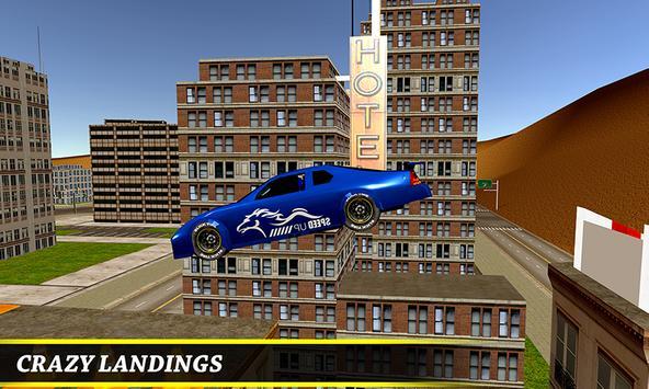 Roof top car parking 3D screenshot 3