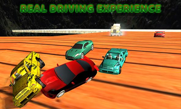 Whirlpool Demolition Car 3d apk screenshot