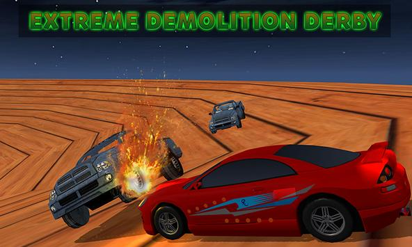 Whirlpool Demolition Car 3d poster