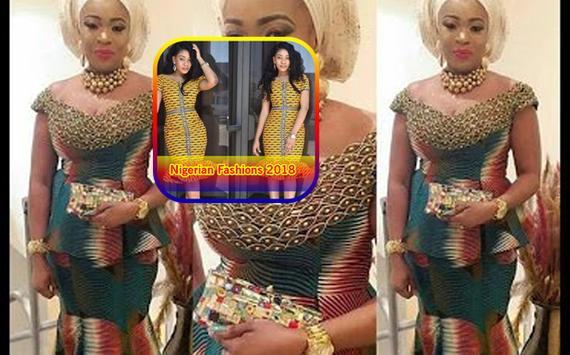 Nigerian Fashion 2018 screenshot 1
