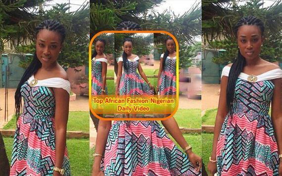 Top African Fashion Nigerian Daily Video screenshot 1