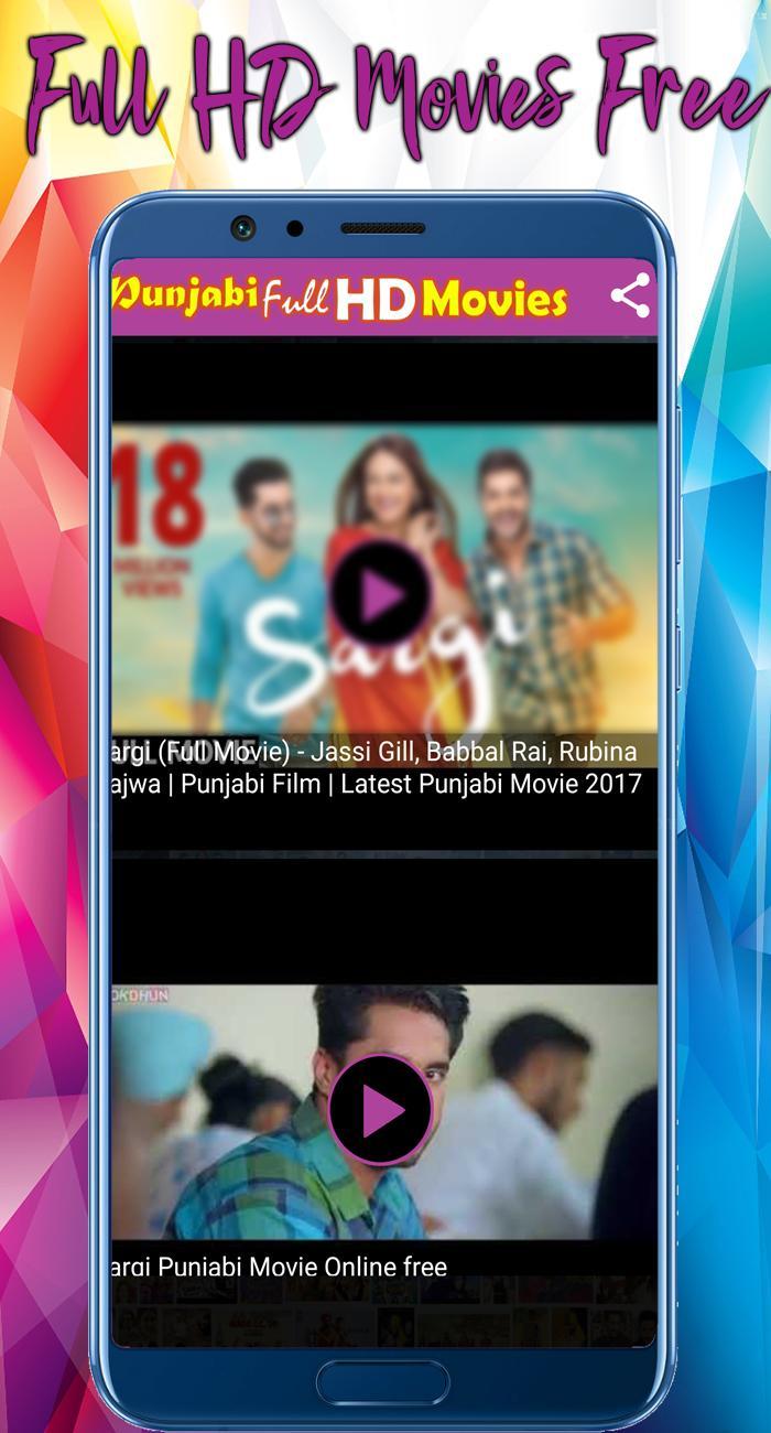 latest punjabi hd movies download free