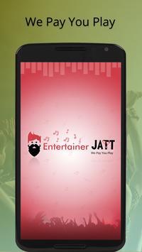 Entertainer Jatt poster