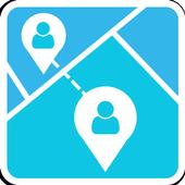 GPS Map - Tracker  Navigation icon