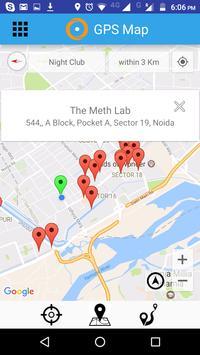 GPS Map - Tracker  Navigation screenshot 6