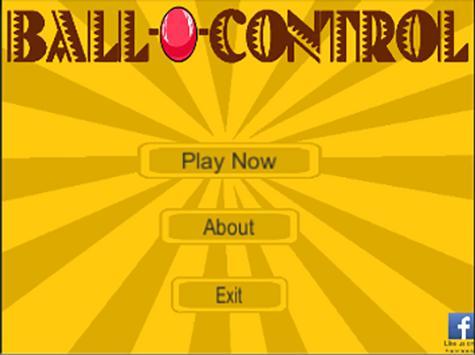 Ball O Control apk screenshot