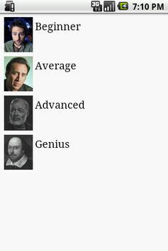 Word Genius apk screenshot