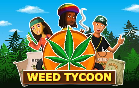 Weed Tycoon poster
