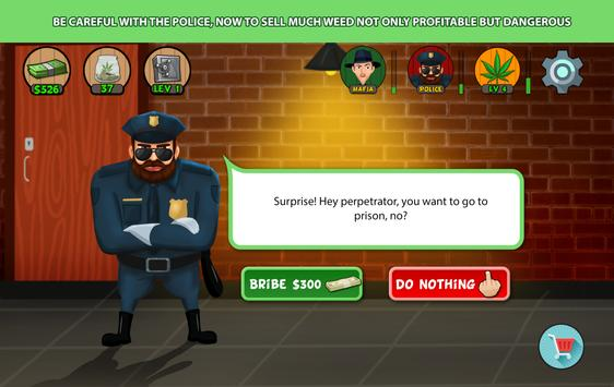 Weed Tycoon apk screenshot