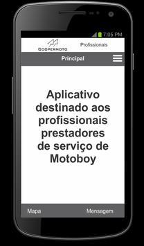 Coopermoto - Profissional screenshot 2