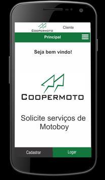 Coopermoto - Cliente screenshot 1