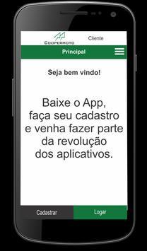 Coopermoto - Cliente screenshot 2