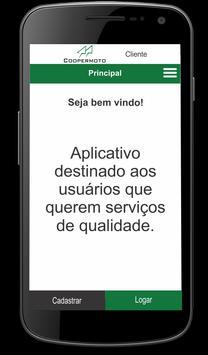 Coopermoto - Cliente screenshot 4