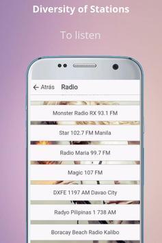 Philippine Radio Stations screenshot 1