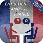 Entretien Campus France icon