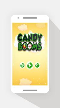 Bubble Candy Booms poster