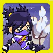 Ice Ninja Girl Run icon