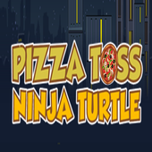 Pizza Toss Ninja Turtle icon