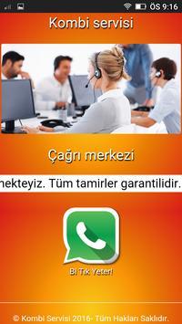 Kombi servisi screenshot 2