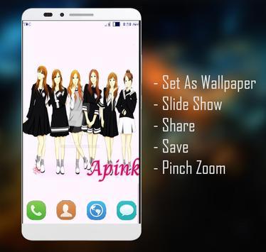 APink Wallpaper poster
