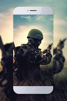Army Wallpaper HD постер