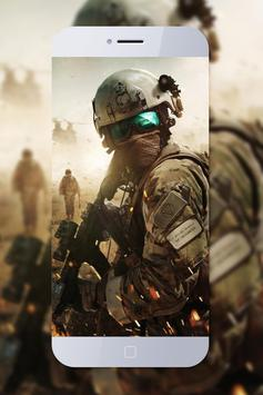 Army Wallpaper HD capture d'écran 1