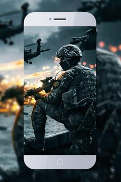 Army Wallpaper HD capture d'écran 3