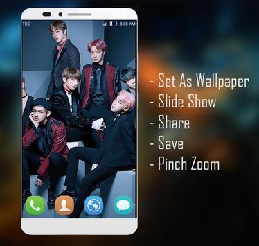 BTS Wallpaper screenshot 1