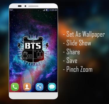 BTS Wallpaper screenshot 4