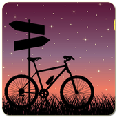Bicycle Cool Wallpaper icon