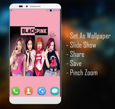 BlackPink Wallpaper HD Fans poster