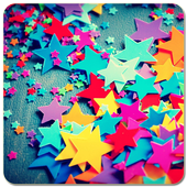 Colorful Wallpaper Cool أيقونة