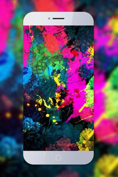 Colorful Wallpaper Cool تصوير الشاشة 4