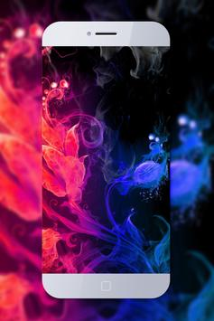 Colorful Wallpaper Cool الملصق