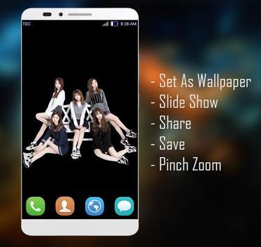 EXID Wallpaper HD Fans poster