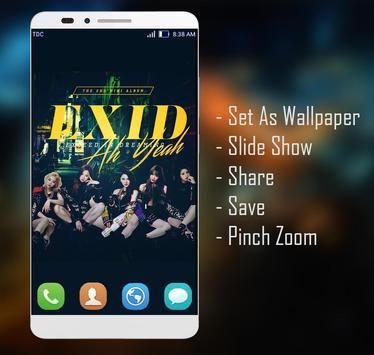 EXID Wallpaper HD Fans apk screenshot