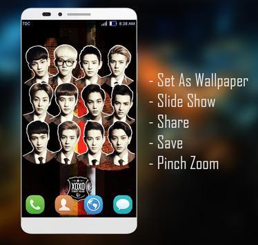 EXO Wallpaper HD Fans screenshot 3
