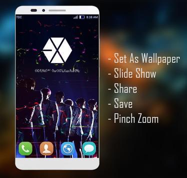 EXO Wallpaper HD Fans screenshot 4